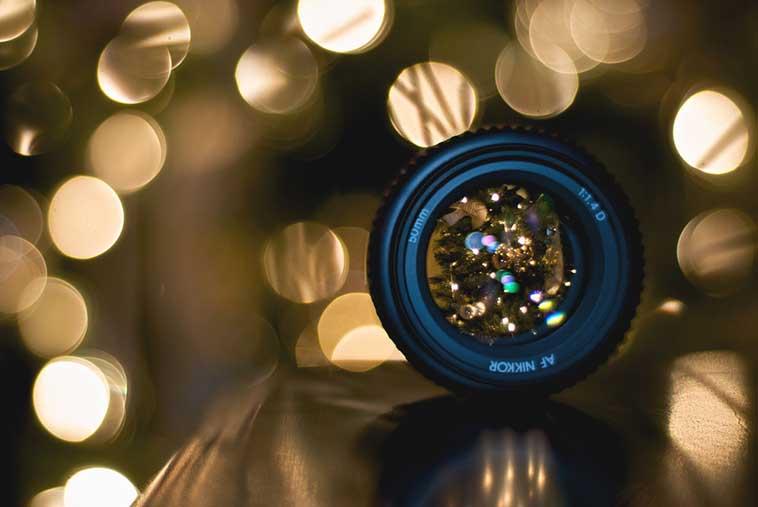 Bokeh Camera HD SHOT